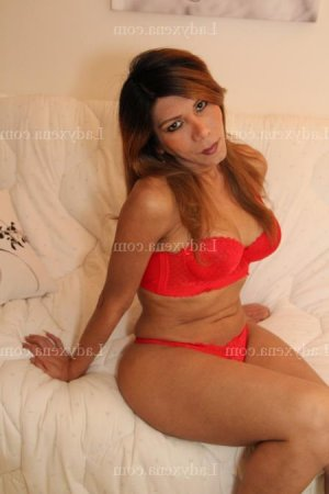 May-li femme libertine massage sexe
